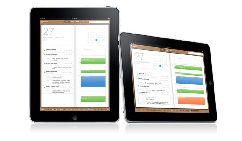 Возможно появление бюджетной модели iPad