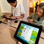 Лучшие игры и приложения для детей на iPad