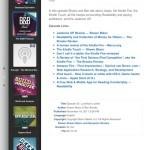 Instacast HD: удобная работа с подкастами на вашем iPad