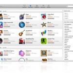 Магазину Mac App Store исполняется один год