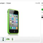 Apple прекращает выпуск кейсов для iPhone 4