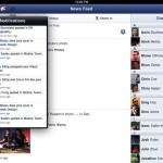 Facebook выпустила приложение для iPad