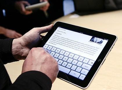 iPad является незаменимым инструментом в учёбе