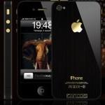 iPhone 4 African Black