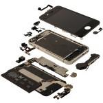 Стоимость компонентов для iPhone 4S составляет 188$