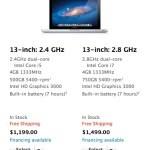 Apple обновила ноутбуки MacBook Pro
