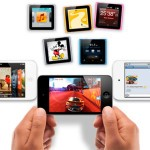 Apple представила новую линейку плееров iPod