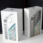 Apple iPhone 4s появились в продаже в России в Санкт-Петербурге