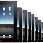 Количество моделей планшетов iPad скоро может возрасти
