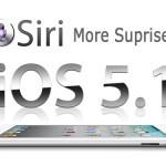 IOS 5.1 Вышла