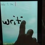 ArtMail: создание электронных писем рукописным почерком