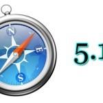 Вышло обновление Safari 5.1.4