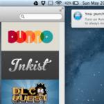 Mac OS X 10.8 позволит синхронизировать приложения