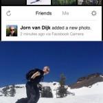 Facebook представила самостоятельную камеру для iPhone