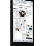 Новый iPhone будет иметь HD фронтальную камеру