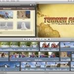 Apple представила новую версию iMovie для Mac OS X