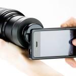 На iPhone могут появиться сменные объективы