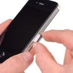 Apple в новом iPhone будет использовать новую же нано-SIM карту