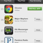 В iOS 6 вам не нужно будет вводить пароль при загрузке бесплатных приложений и обновлении