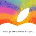 Apple проведет новое мероприятие 23 октября