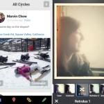Разработчики обновили Google+ для iOS