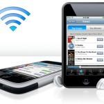 Как синхронизировать iPhone через Wi-Fi?