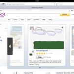 Yahoo! теперь позволяет осуществлять поиск по приложениям для iOS