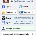 Cydia получила новый дизайн и поддержку iOS 7