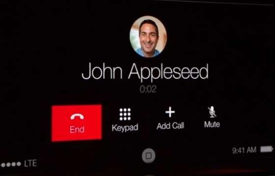 Звонки через iOS in the Car
