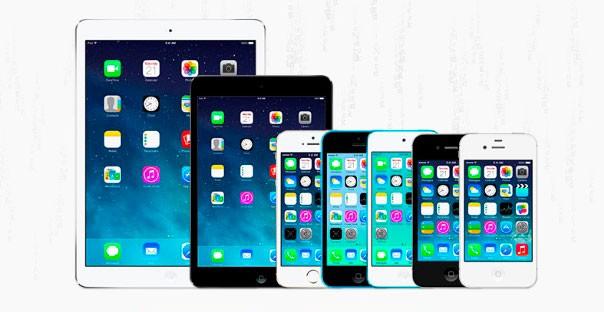 Джейлбрейк iOS 7 для iPhone 5S, iPhone 5C, iPad Air, iPad mini и iPod touch