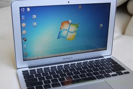 Установить Windows на MacBook