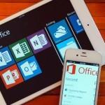 Microsoft Office для iPad выйдет в первой половине 2014