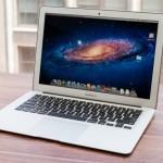 Apple представит новый MacBook Air Retina осенью