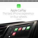 Apple официально представила iOS in the Car и CarPlay