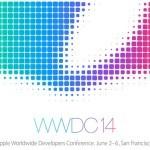 Презентация Apple WWDC 2014 состоится 2 июня