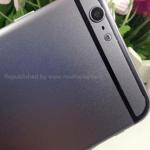 Появились новые фотографии макета iPhone 6 Space Gray