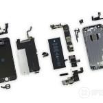 iPhone 6 и iPhone 6 Plus попали «под нож» iFixit