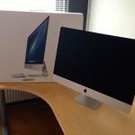 Apple представила новые iMac с дисплеями Retina 4K и 5K