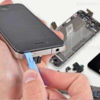 Восстановление корпуса (рихтовка) iPhone 4S