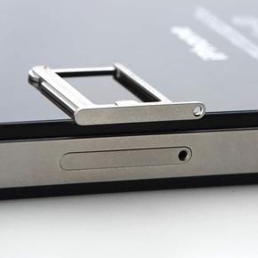 Замена лотка SIM-карты iPhone 4S