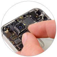 Замена камеры на iPhone 4S