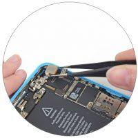 Замена камеры на iPhone 5C