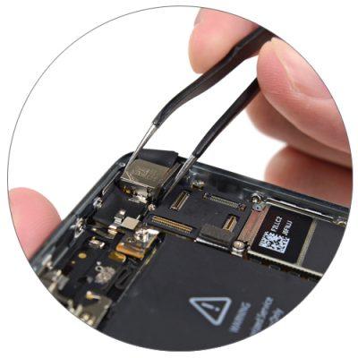 Замена камеры на iPhone 5S