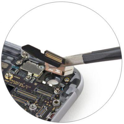 Замена камеры на iPhone 6