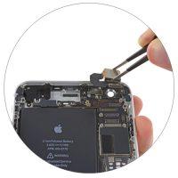 Замена камеры на iPhone 6 Plus