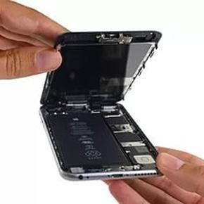 Чистка динамика/микрофона iPhone 6S Plus от пыли (со вскрытием устройства)