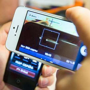 Датчик приближения iPhone 4
