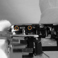 Замена датчика приближения к уху iPhone 4S