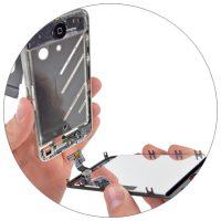 Замена дисплейного модуля iPhone 4S