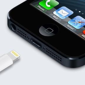 iPhone 5 не заряжается